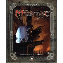 Midnight - Epic Fantasy in the Age of Shadow (livre de base jdr d20 System en VO) 001