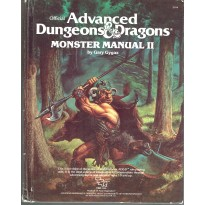 Monster Manual 2 (jeu de rôle AD&D 1ère édition en VO) 003