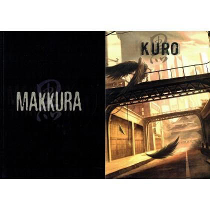Makkura - Ecran & livret (jeu de rôle Kuro en VF) 003