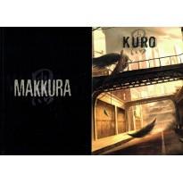 Makkura - Ecran & livret (jeu de rôle Kuro en VF)
