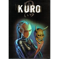 Kuro -Livre de base (jeu de rôle 7ème Cercle en VF)