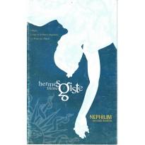 Hermès Trimégiste N° 7 (jdr Nephilim 2ème édition en VF) 002