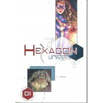 Hexagon Universe - Livre de base 01 (jdr XII Singes en VF)