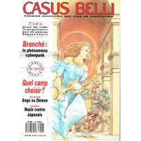 Casus Belli N° 56 (magazine de jeux de rôle) 008