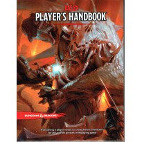 Player's Handbook (jdr Dungeons & Dragons 5 en VO) 002