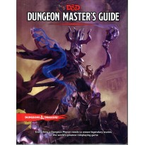 Dungeon Master's Guide (jdr Dungeons & Dragons 5 en VO) 001