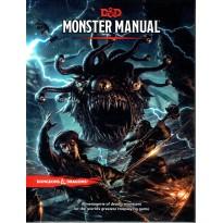 Monster Manual (jdr Dungeons & Dragons 5 en VO)