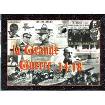 La Grande Guerre 14-18 (wargame Azure Wish Editions en VF) 003