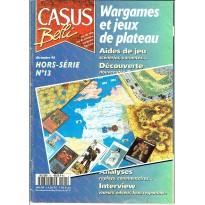 Casus Belli N° 13 Hors-Série - Wargames et Jeux de plateau (magazine de jeux de simulation)