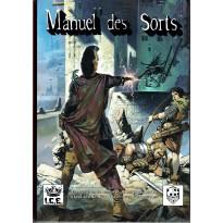 Manuel des Sorts - Couverture rigide (jeu de rôle Rolemaster en VF) 002