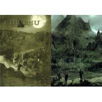 Cthulhu - Ecran & Livret (jdr Système Gumshoe V1 en VF) 005