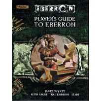 Player's Guide to Eberron (jdr Dungeons & Dragons 3 en VO) 001