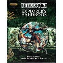 Eberron - Explorer's Handbook (jdr Dungeons & Dragons 3 en VO) 001