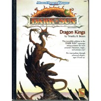 Dragon Kings (jdr Dark Sun - AD&D 2nd édition en VO) 001