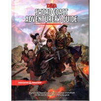 Sword Coast Adventurer's Guide (jdr Dungeons & Dragons 5 en VO) 001