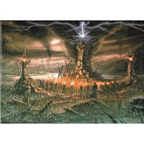 L'Appel de Cthulhu - Ecran du Gardien 30e Anniversaire (jdr 6ème édition en VF) 003