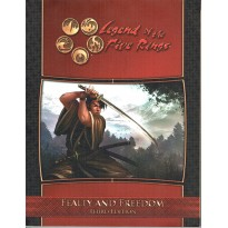 Fealty and Freedom (jdr Legend of the Five Rings 3rd edition en VO) 001