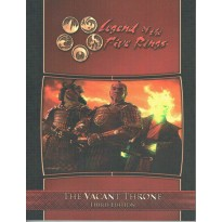The Vacant Throne (jdr Legend of the Five Rings 3rd edition en VO) 001