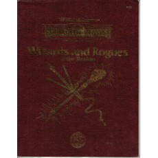 Wizards and Rogues of the Realms (jdr AD&D 2 - Forgotten Realms en VO)