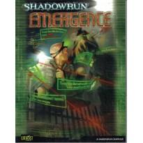 Emergence (jdr Shadowrun V4 en VO)