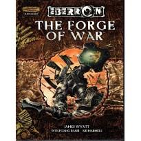 Eberron - The Forge of War (jdr Dungeons & Dragons 3 en VO) 001