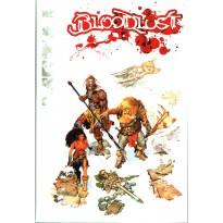 Bloodlust Métal - Livre de base (jdr John Doe en VF)