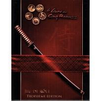Le Livre des Cinq Anneaux - Jeu de rôle (livre de règles jdr Troisième édition en VF) 003