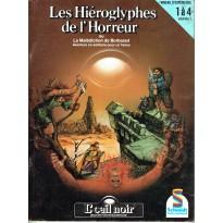 Les Hiéroglyphes de l'Horreur (jdr L'Oeil Noir Schmidt en VF) 001