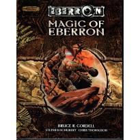Magic of Eberron (jdr Dungeons & Dragons 3 en VO) 001