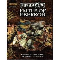 Faiths of Eberron (jdr Dungeons & Dragons 3 en VO) 001