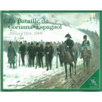 La Bataille de Corunna-Espagnol - Volume No. IX (wargame Clash of Arms en VO) 001