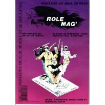 Rôle Mag' N° 3 (magazine de jeux de rôle)