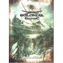 Colonial Gothic: A l'Est d'Eden - Livre de base (jdr Batro' Games en VF) 001