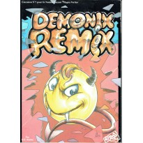 Demonix Remix - Extension N° 7 (jdr INS/MV 1ère édition en VF) 001