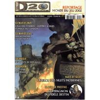 D20 Magazine N° 9 (magazine de jeux de rôles) 002