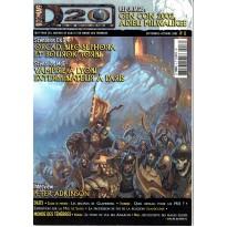 D20 Magazine N° 8 (magazine de jeux de rôles) 002