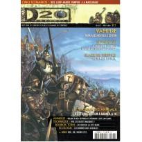 D20 Magazine N° 7 (magazine de jeux de rôles) 002