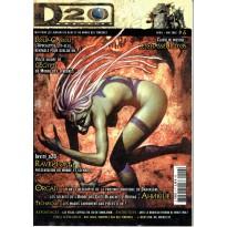 D20 Magazine N° 6 (magazine de jeux de rôles) 002