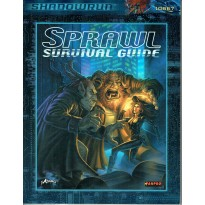 Sprawl Survival Guide (jdr Shadowrun V3 en VO) 001