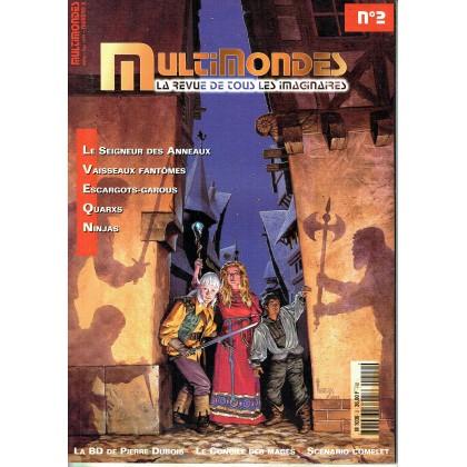 Multimondes N° 2 (la Revue de tous les Imaginaires) 003