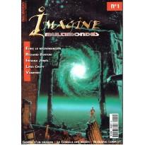 Imagine - Multimondes N° 1 (magazine de jeux de rôles)