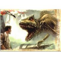 Hollow Earth Expedition - Ecran et Livret (jeu de rôle en VF) 005