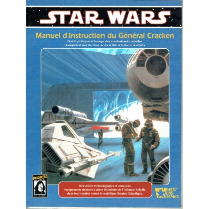 Manuel d'Instruction du Général Cracken (jeu de rôle Star Wars D6 en VF) 012