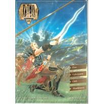 Tatou N° 27 (magazine pour les aventuriers des mondes d'Oriflam) 002