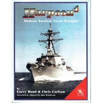 Harpoon 4 - Modern Tactical Naval Warfare (wargame naval moderne Clash of Arms en VO) 002