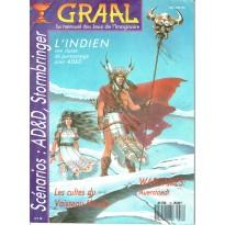 Graal N° 16 (Mensuel de jeux de rôles) 002