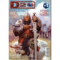 D20 Magazine N° 1 (magazine de jeux de rôles) 004