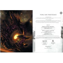 Fading Suns - Ecran & livret du Meneur de Jeu (jeu de rôle 2ème édition en VF) 004