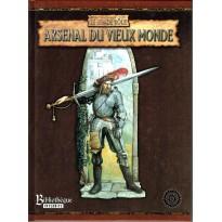 Arsenal du Vieux Monde (jdr Warhammer 2ème édition en VF) 003