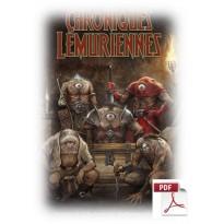 Chroniques Lémuriennes - Livre au format pdf (jdr Barbarians of Lemuria Mythic en VF)